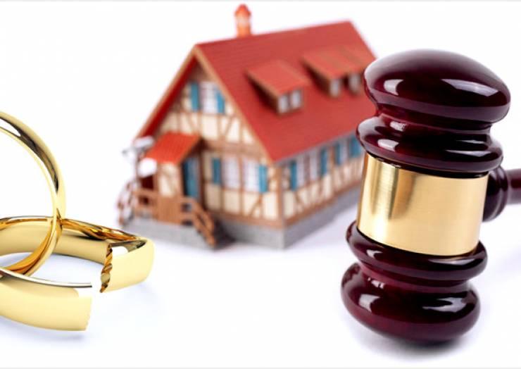 Право пользования имуществом бывших супругов после расторжения брака